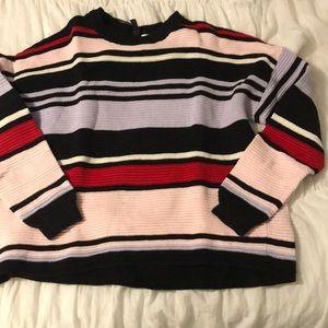 Retro HM crew neck sweatshirt
